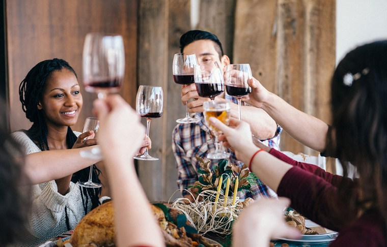 Natural wines for the holidays