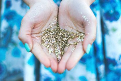Is glitter as environmentally harmful as microbeads?