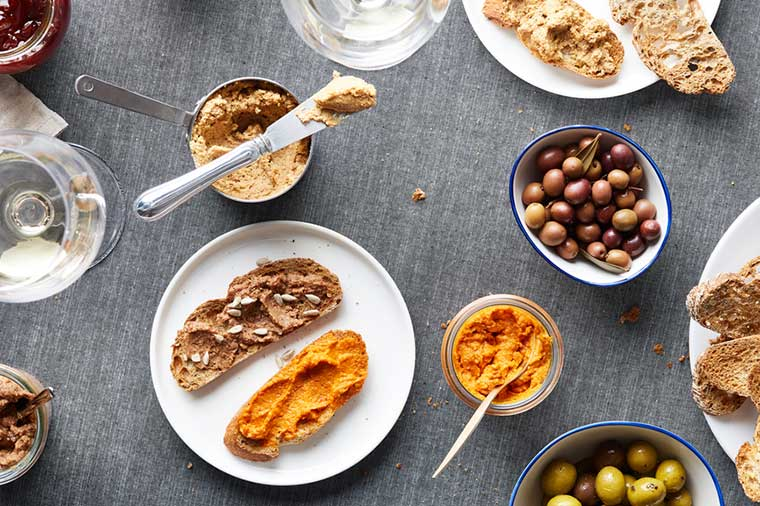 Thumbnail for 3 protein-packed vegan snack recipes that will energize you through the holidays