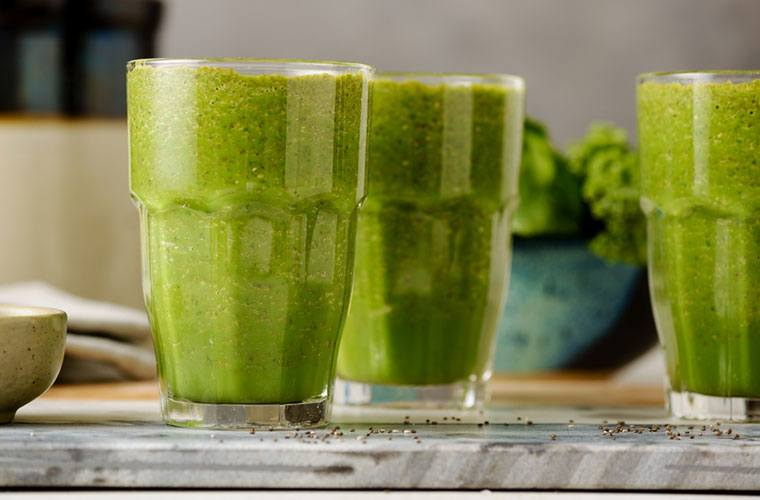 green juices while pregnant