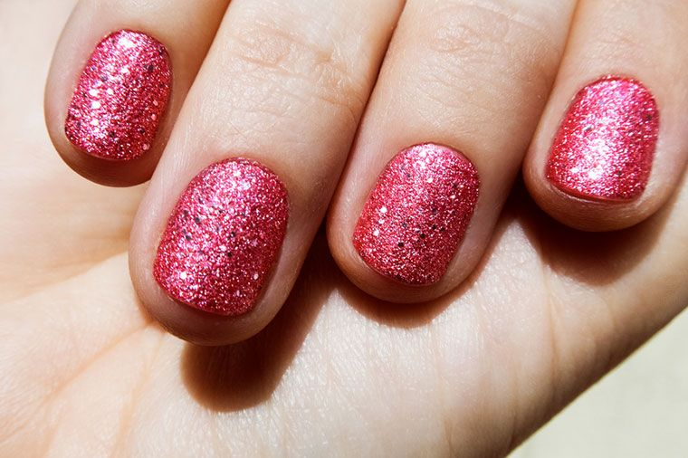 11 glittery nail polishes for the holiday season | Well+Good