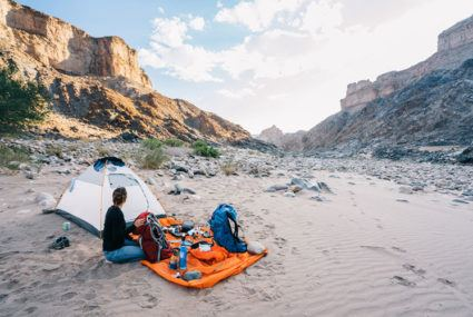 The most camping-friendly state in America is…