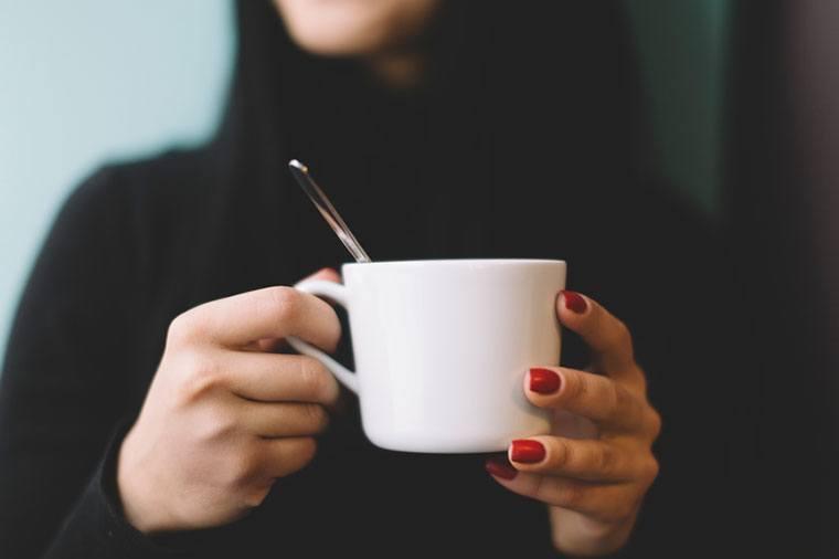 Break the caffeine-wine cycle