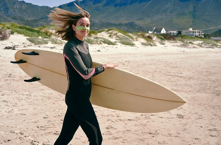 Seaweed sunscreen is eco-friendly and fights UVs