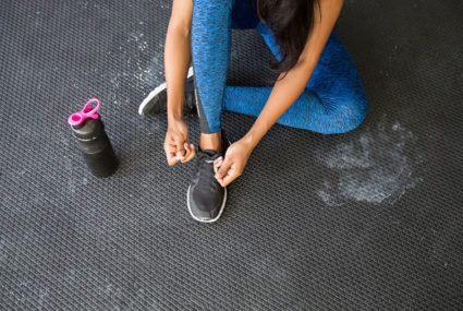 A 4-minute Tabata workout to ban bloat and boost your metabolism