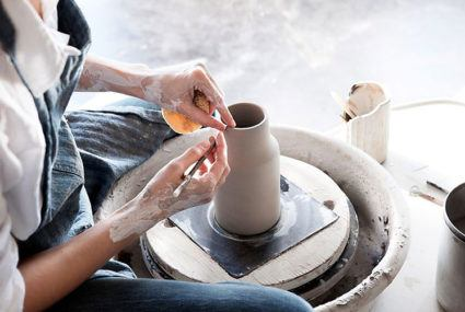 Could clay be the secret to reducing your stress?
