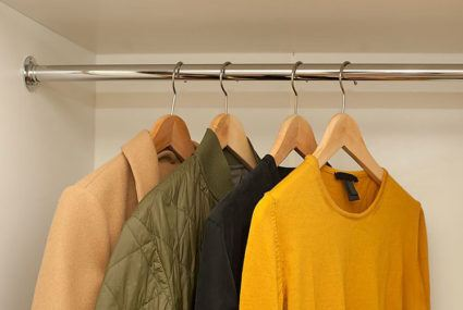 Are wire hangers really that bad for your clothes?