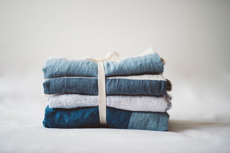 How to Fold Your Clothes to Save a Ton of Space