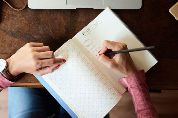 The totally passive habit that'll help you hack your to-do list