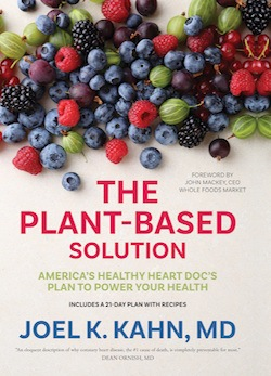 the plant-based solution book
