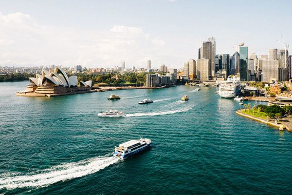 Lucky travelers with *this* name could win a free trip to Australia
