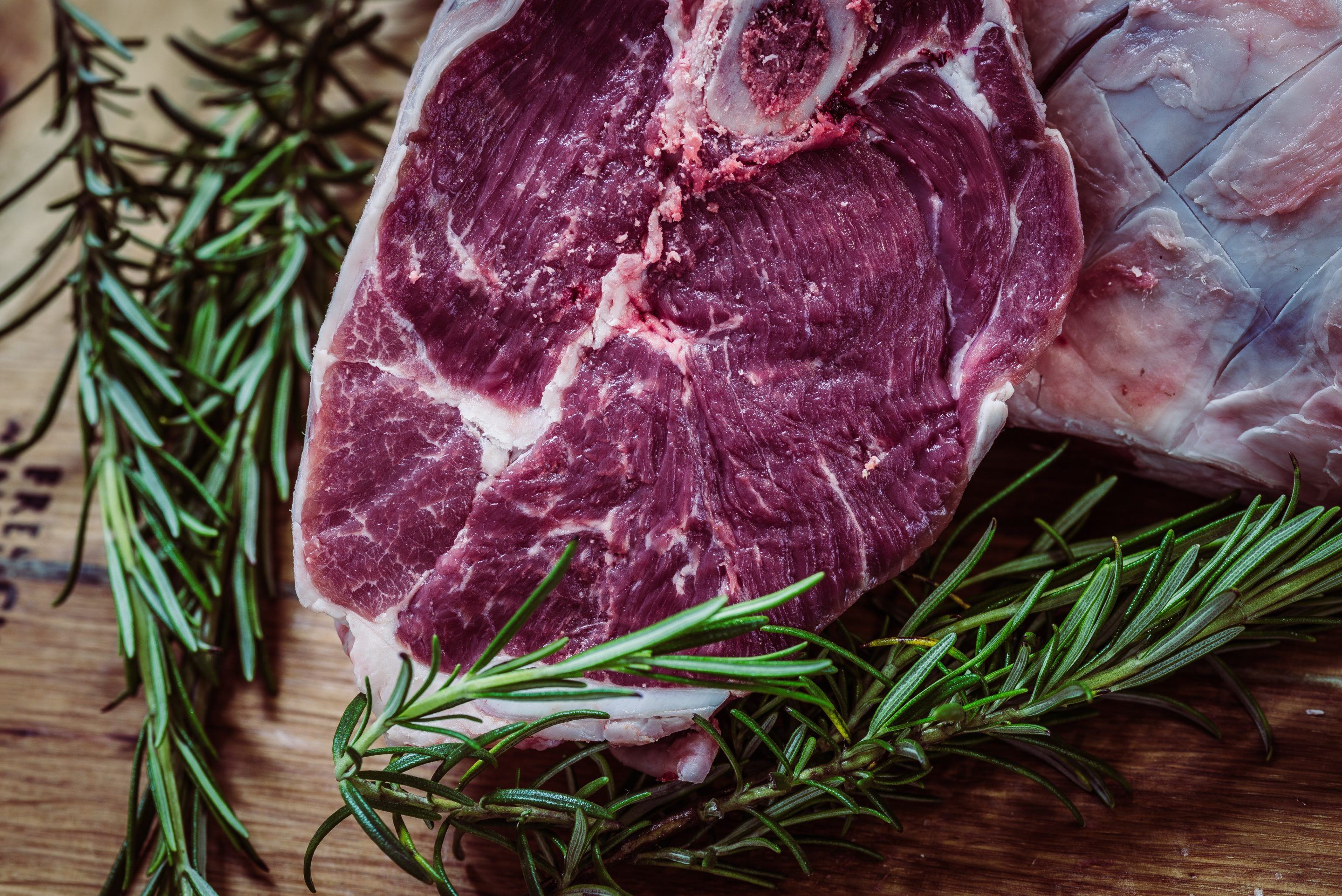 Organic red meat for brain health