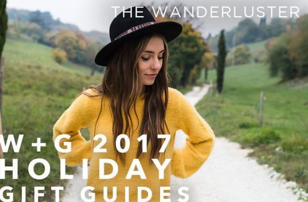 Healthy holiday gift guide: creative gifts for the wanderluster in your life