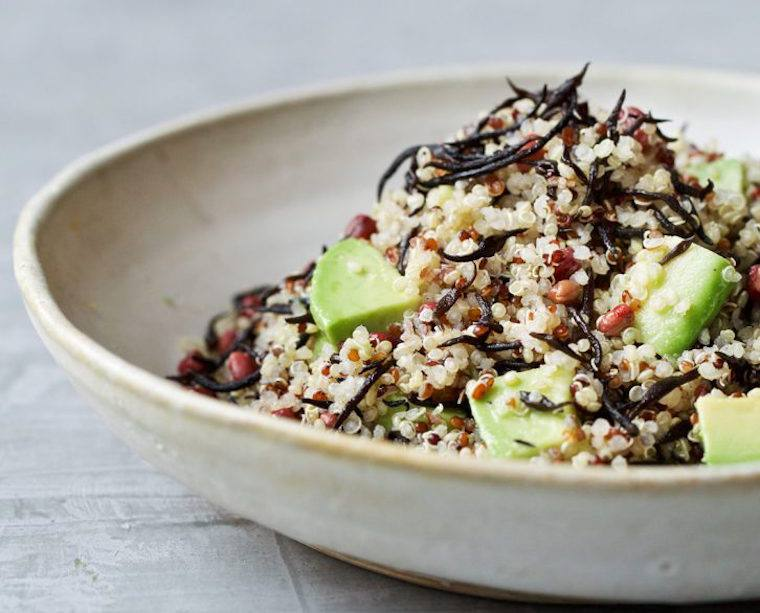 Candice Kumai avocado salad