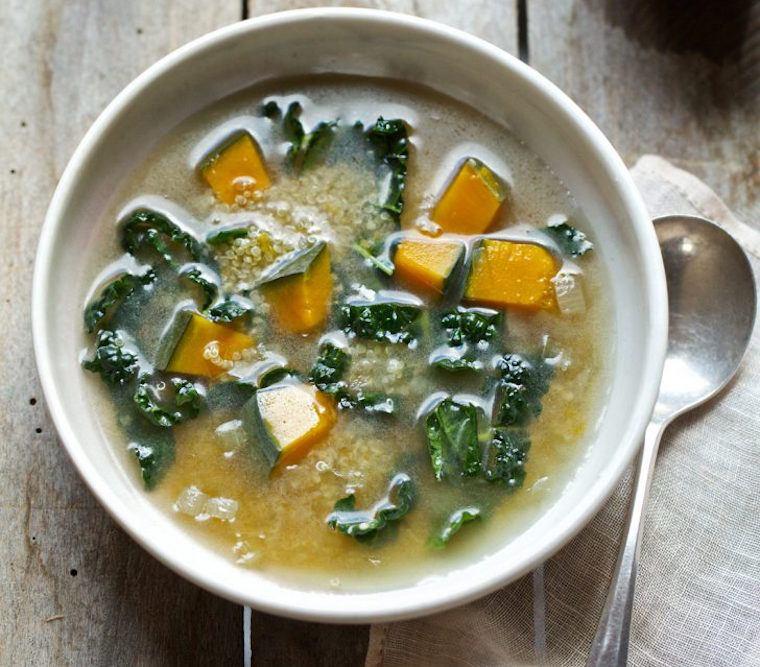 Candice Kumai squash soup