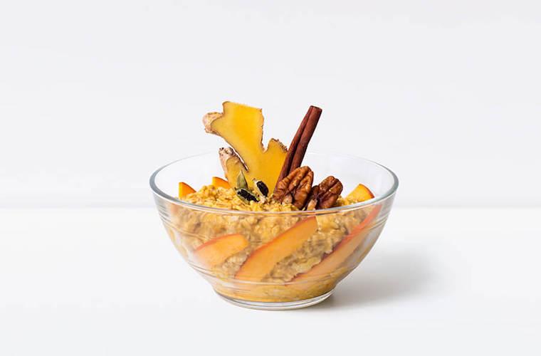 daily harvest pumpkin overnight oats