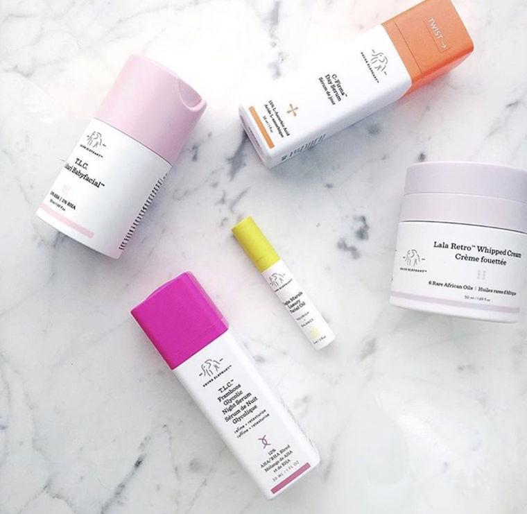 one skincare brand versus curate