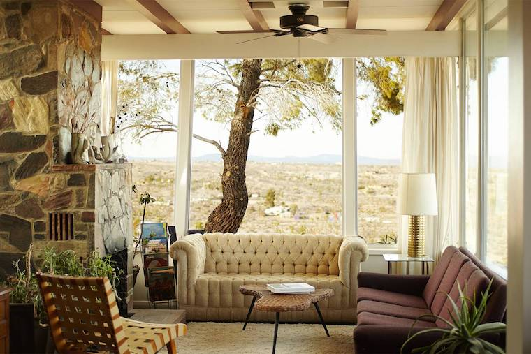 Thumbnail for 7 Airbnb Desert Escapes in California for a Restorative Minimalist Getaway