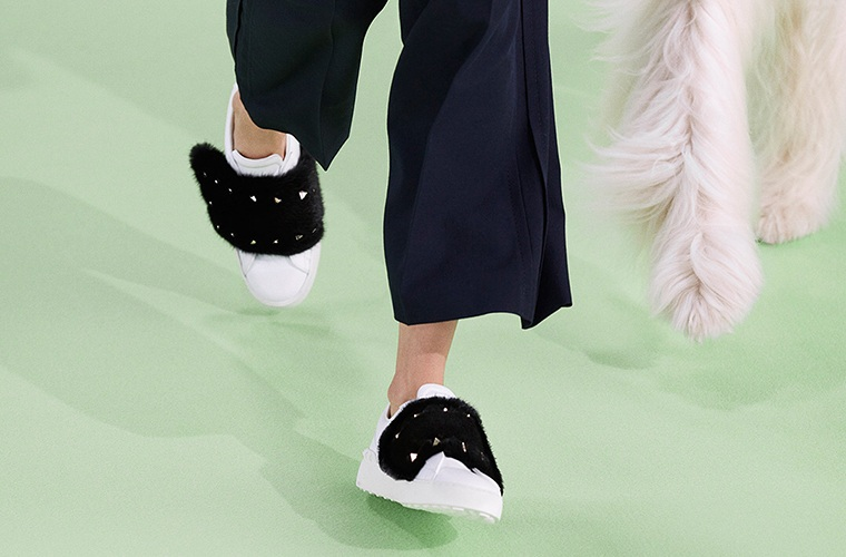 Thumbnail for 10 embellished sneakers that offer sophisticated flare