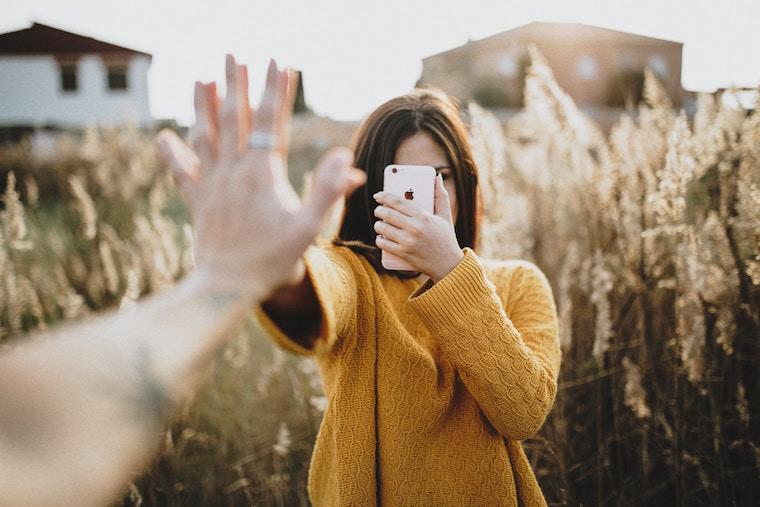 Meet Mindful smartphone
