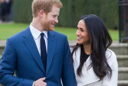 Here's how compatible Meghan Markle and Prince Harry are, according to an astrologer
