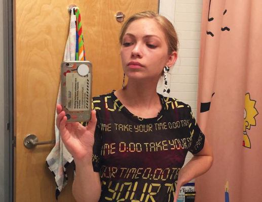 Tavi Gevinson's morning habit is seriously brilliant (and mood-boosting)