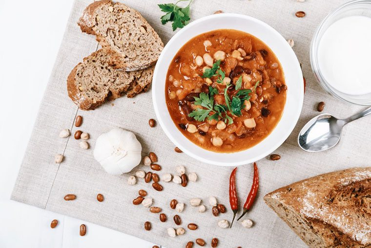Thumbnail for This healthy turkey chili recipe was pretty much invented for winter weekends