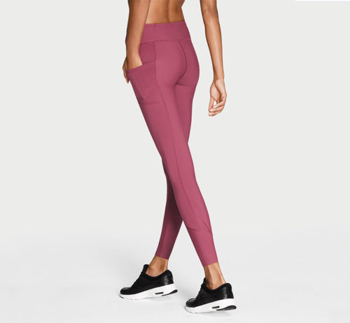 Thumbnail for The Victoria's Secret Model workout you need to try for the new year (and the leggings you need to pull it off)