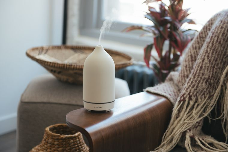 Thumbnail for This essential oil diffuser has an 8,000 person waitlist