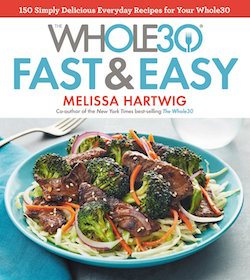 Whole30 recipe book
