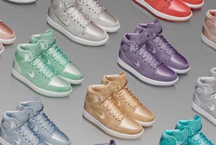 Nike's Jordan Brand is finally doing women's sneakers—and they're *super* colorful