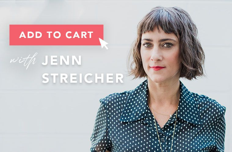 Jenn Streicher Add to Card