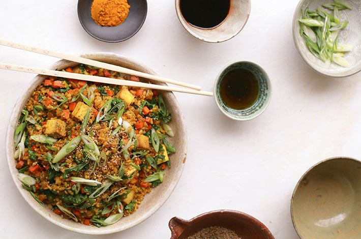 5 power dinners from Candice Kumai to fuel busy weekdays