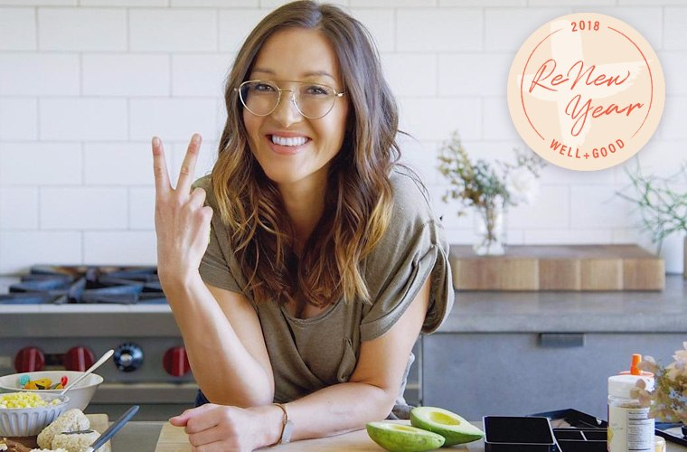 Thumbnail for Want to live a long, healthy life? Candice Kumai has you covered
