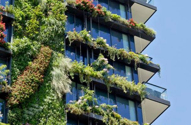 This skyscraper garden is the latest mood-boosting reason to visit Australia