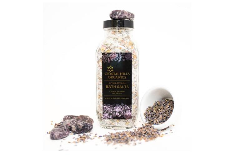 Crystal Hills Bath Salts