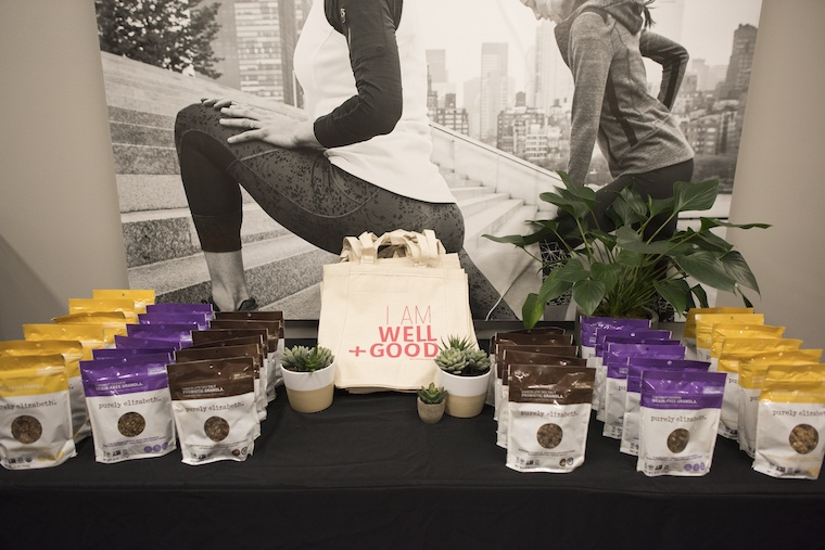 athleta up for anything workout event