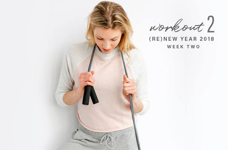 Thumbnail for Grab a Jump Rope—This Total-Body Toning Workout Is Fun *and* Effective