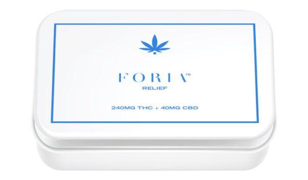 FORIA relief PMS