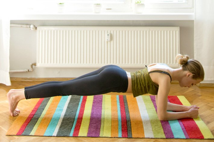 This no-equipment workout lifts, tones, and sculpts your booty simultaneously