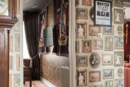 Mystical travel alert: There's a Harry Potter–themed rental home in Scotland