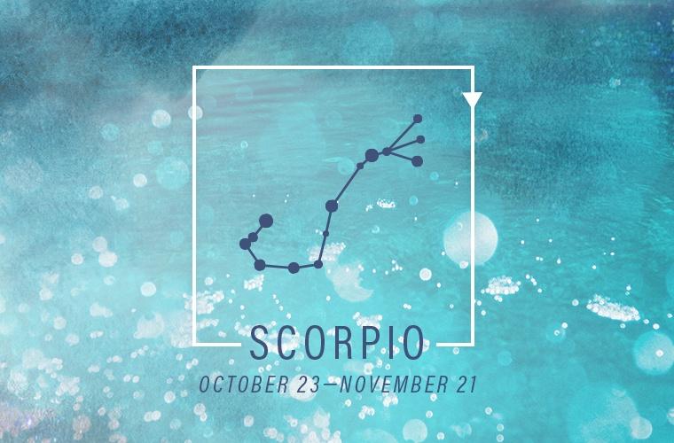 Your summer horoscope: Scorpio
