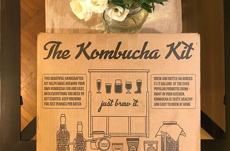 Box Brews Kombucha Brewing Kit