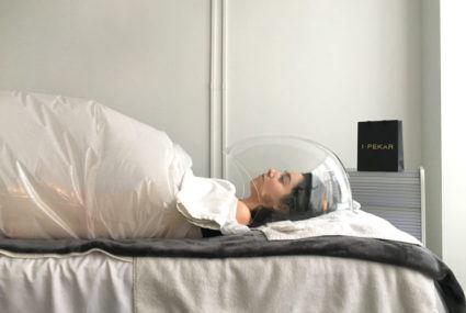 This out-there wellness treatment feels like a detoxifying full-body reset