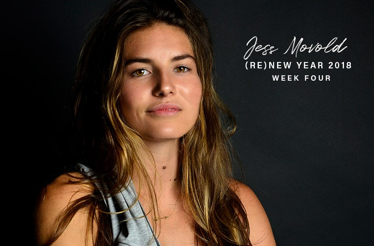 Meet Buzzy Trainer Jess Movold Well Good