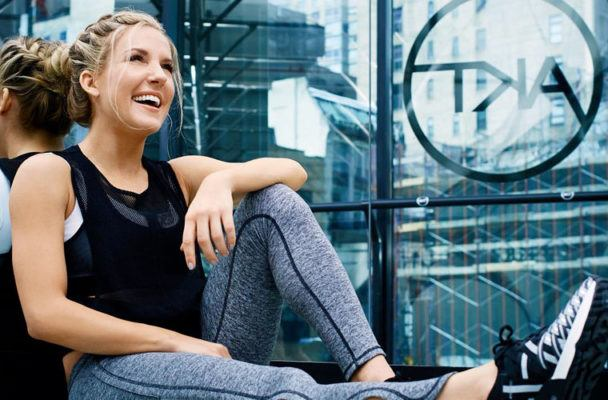 Anna Kaiser's 3 tips for making your fitness goals your lifestyle reality