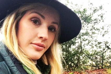 How Ellie Goulding gets so much vegetarian nutrition from liquid fuel