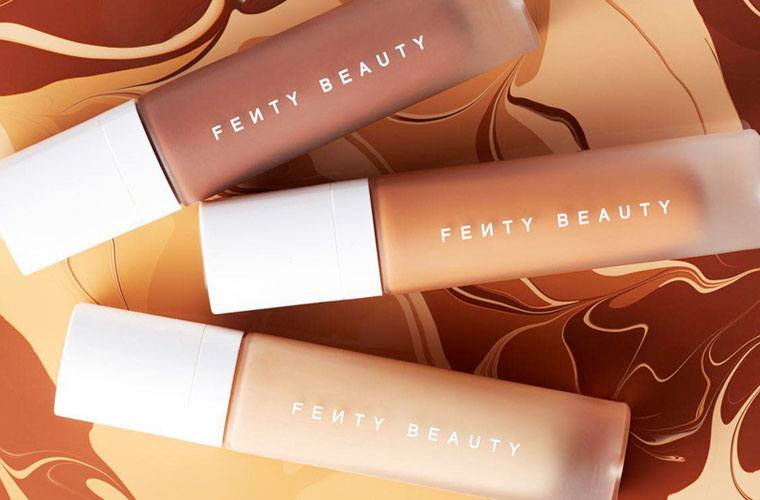 Thumbnail for Rihanna's Fenty Beauty hits a major celeb milestone, thanks to its inclusive approach