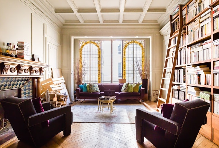 Thumbnail for 9 chic, luxurious rentals in Paris where you can live like a French girl