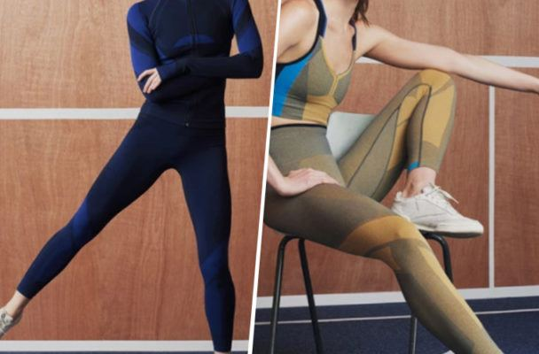 Give your workout wardrobe a luxe makeover with Moda Operandi's new collection